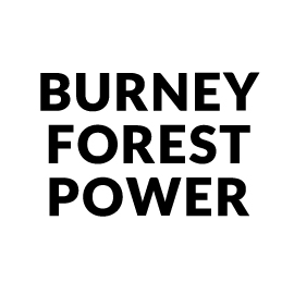 Burney Forest Power Logo