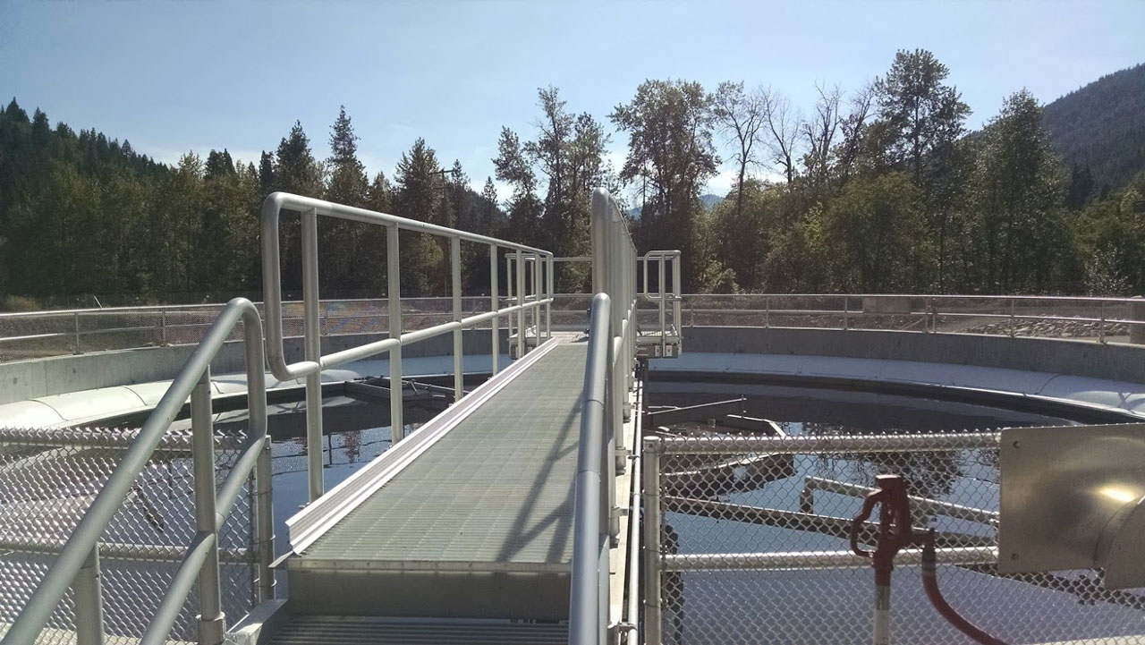 Dunsmuir Wastewater Treatment Plant