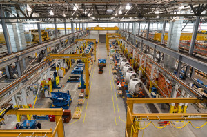 Nordex Jonesboro Nacell Manufacturing Facility